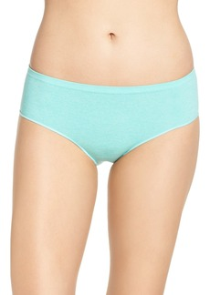 Nordstrom Lingerie Seamless Hipster Panty (3 for $33)