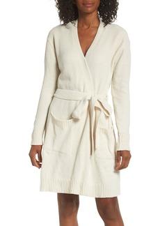 Nordstrom Lingerie Short Chenille Robe