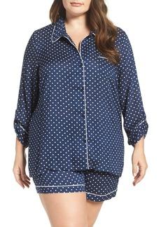 Nordstrom Lingerie Shorts Pajamas (Plus Size)