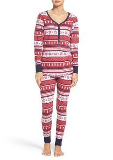 Nordstrom Lingerie Sleepyhead Henley Pajamas