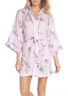 Nordstrom Lingerie Sweet Dreams Print Robe