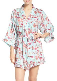 Nordstrom Lingerie 'Sweet Dreams' Print Robe