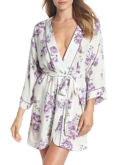 Nordstrom Lingerie Sweet Dreams Short Robe