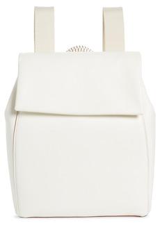 Nordstrom Medium Stella Leather Backpack - White