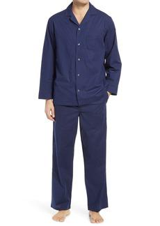 Nordstrom Men's Poplin Pajamas