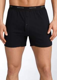 Nordstrom Mens Shop 3-Pack Supima® Cotton Boxers