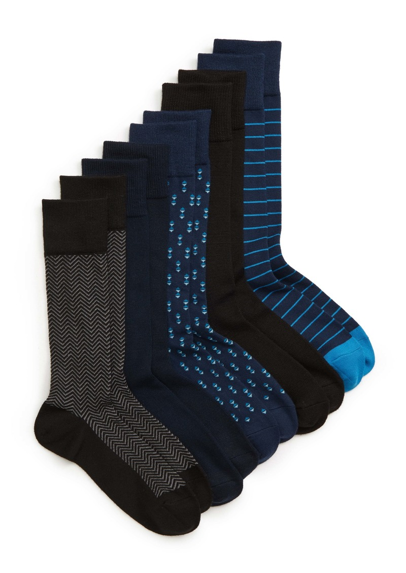 Nordstrom Men's Shop 5-Pack Socks