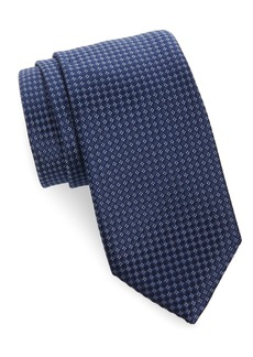 Nordstrom Men's Shop Alana Geometric Silk Tie