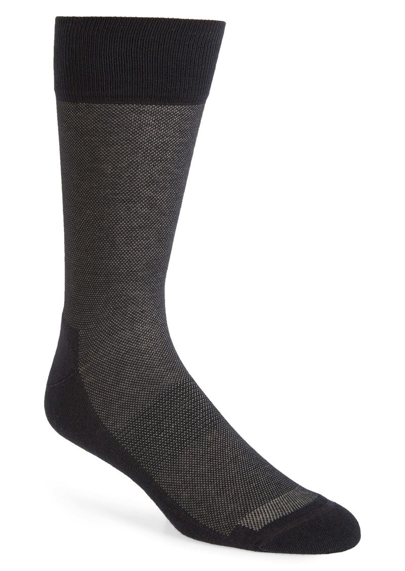 Nordstrom Men's Shop Allover Dots Socks (Any 3 for $30)