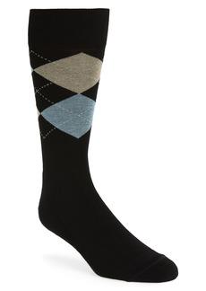 Nordstrom Men's Shop Argyle Dress Socks
