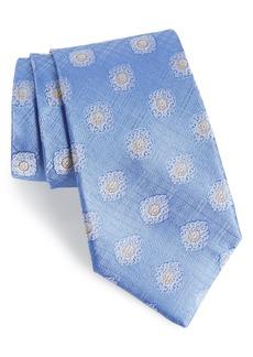 Nordstrom Men's Shop Armas Medallion Silk Tie