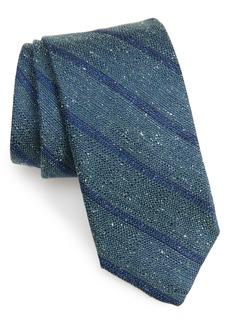 Nordstrom Men's Shop Armstrong Stripe Silk Tie