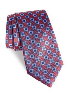 Nordstrom Men's Shop Ashton Squares Silk Tie