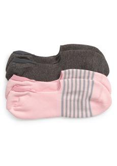Nordstrom Men's Shop Assorted 2-Pack Liner Socks (3 for $30)