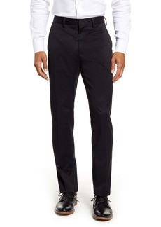 Nordstrom Men's Shop Athletic Fit Leg Non-Iron Chinos