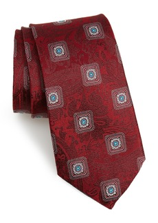 Nordstrom Men's Shop Baird Medallion Silk Tie
