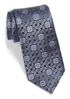 Nordstrom Men's Shop Bartin Medallion Silk Tie