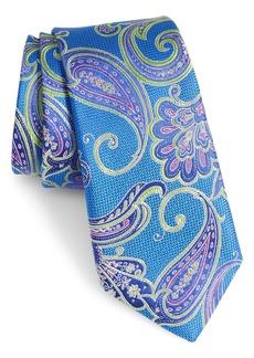 Nordstrom Men's Shop Bennett Paisley Silk Tie