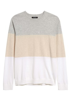Nordstrom Men's Shop Bird's Eye Sweater