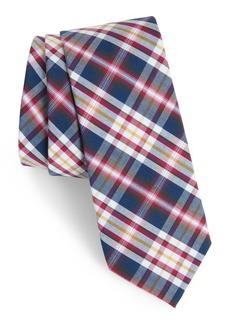 Nordstrom Men's Shop Bridgers Plaid Tie