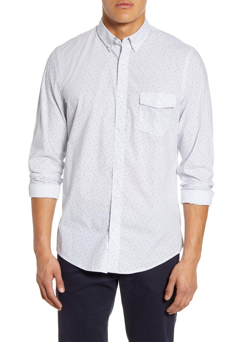 Nordstrom Men's Shop Button-Down Shirt