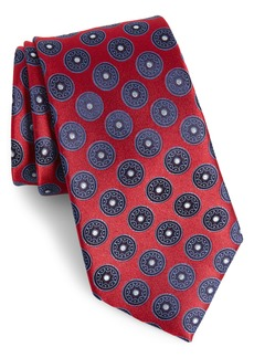 Nordstrom Men's Shop Calais Medallion Silk Tie