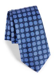 Nordstrom Men's Shop Carlos Medallion Silk Tie