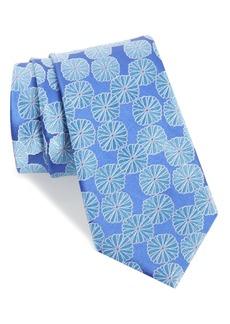 Nordstrom Men's Shop Carnaby Floral Silk Tie