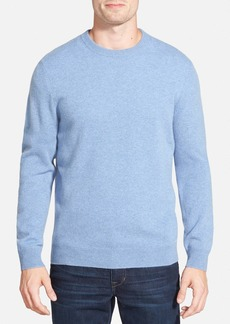 Nordstrom Nordstrom Mens Shop Regular Fit Cashmere Quarter Zip