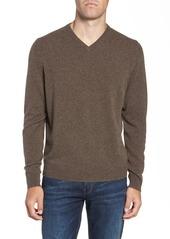 22c95b639aad Nordstrom Nordstrom Men s Shop Cashmere V-Neck Sweater