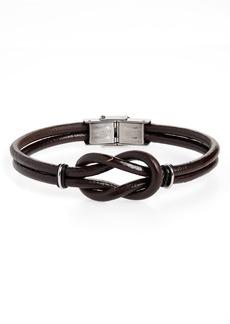 Nordstrom Men's Shop Celtic Knot Bracelet
