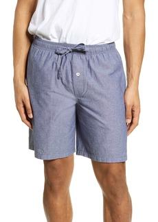 Nordstrom Men's Shop Chambray Pajama Shorts