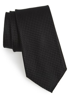 Nordstrom Men's Shop Check Silk Tie