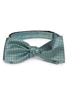 Nordstrom Men's Shop Clarin Neat Silk Bow Tie