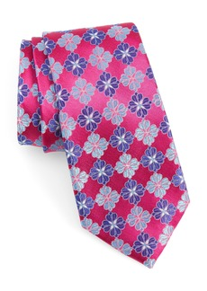 Nordstrom Men's Shop Cole Floral Silk Tie