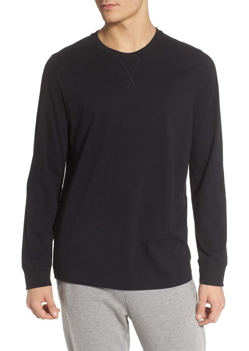 Nordstrom Men's Shop Cotton Crewneck Lounge Sweatshirt