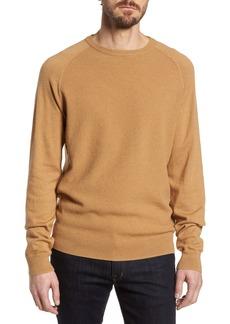 Nordstrom Men's Shop Crewneck Cotton & Cashmere Sweater