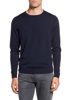 Nordstrom Men's Shop Crewneck Merino Wool Sweater (Regular & Tall)