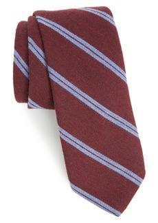 Nordstrom Men's Shop Deo Stripe Wool Tie