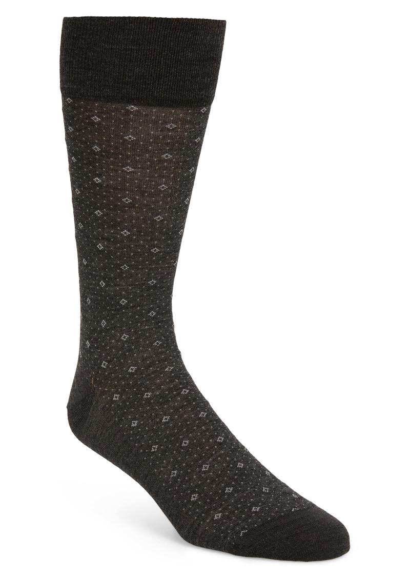 Nordstrom Signature Diamond Socks (Any 3 for $40)