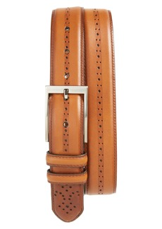 Nordstrom Men's Shop Eastwick Leather Belt