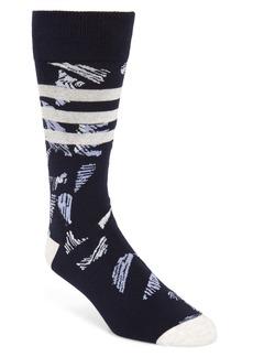 Nordstrom Men's Shop El Castillo Socks (3 for $30)