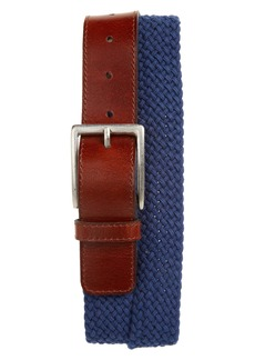 Nordstrom Men's Shop Ellis Web Belt