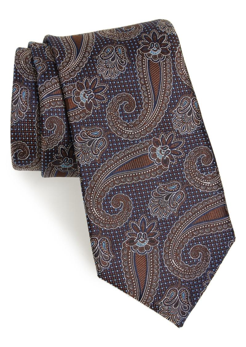 Nordstrom Men's Shop Emery Paisley Silk Tie