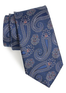Nordstrom Men's Shop Emery Paisley Silk Tie