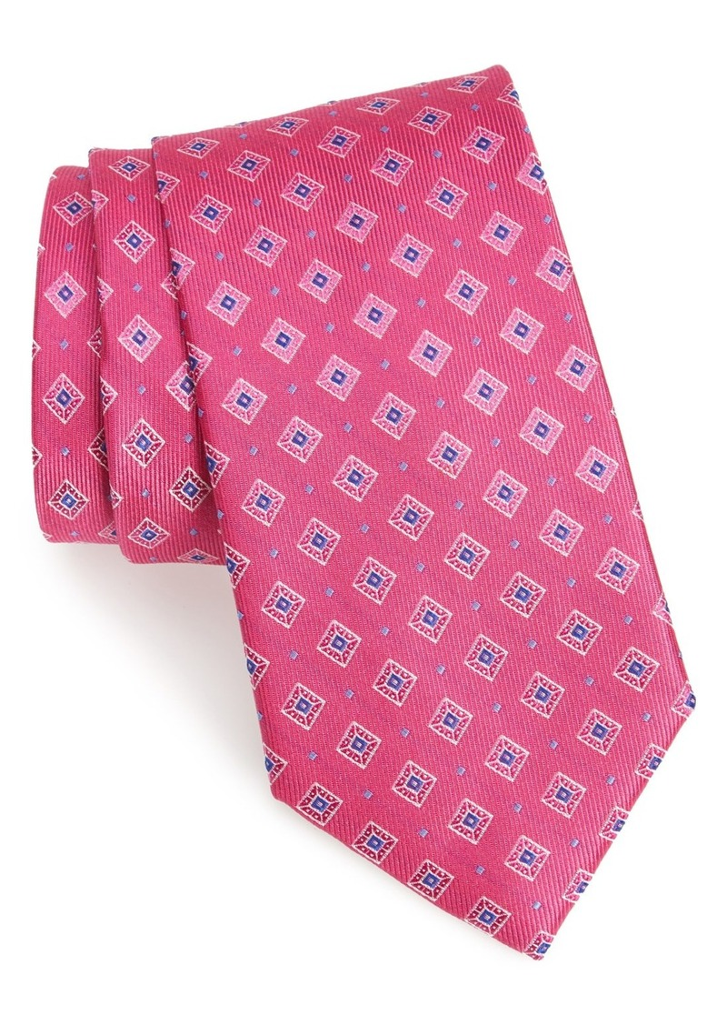 Nordstrom Men's Shop 'Family Neat' Silk Tie