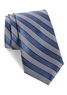 Nordstrom Men's Shop Fierro Stripe Silk Tie