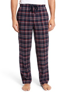 Nordstrom Men's Shop Flannel Lounge Pants