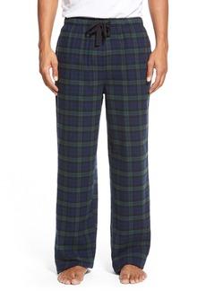 Nordstrom Men's Shop Flannel Lounge Pants