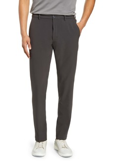 Nordstrom Men's Shop Performance Flat Front Stretch Chino Pants